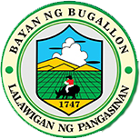 Municipality of Bugallon Official Logo
